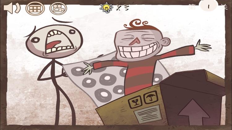 史上最難的解密遊戲3:最抓狂和最坑爹的解謎益智遊戲 by weihui he