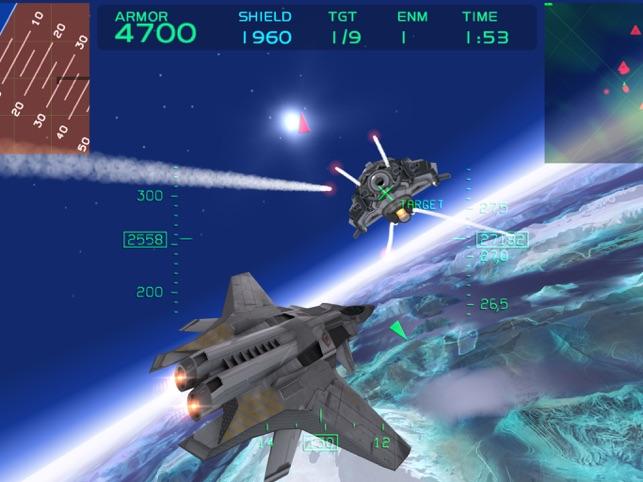 Fractal Combat X (FCX) Screenshot