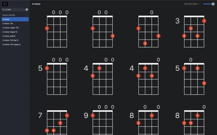 UkeLib Chords Pro Screenshot 03 13at2wn