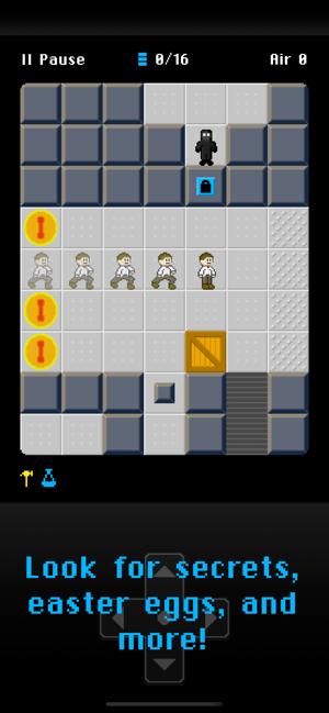 Hazmat Hijinks ® Screenshot