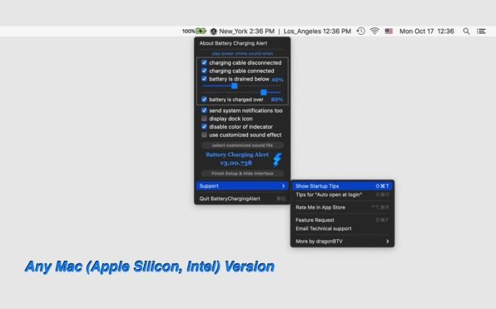 Battery Charging Alert Screenshot 01 1fg2y84n