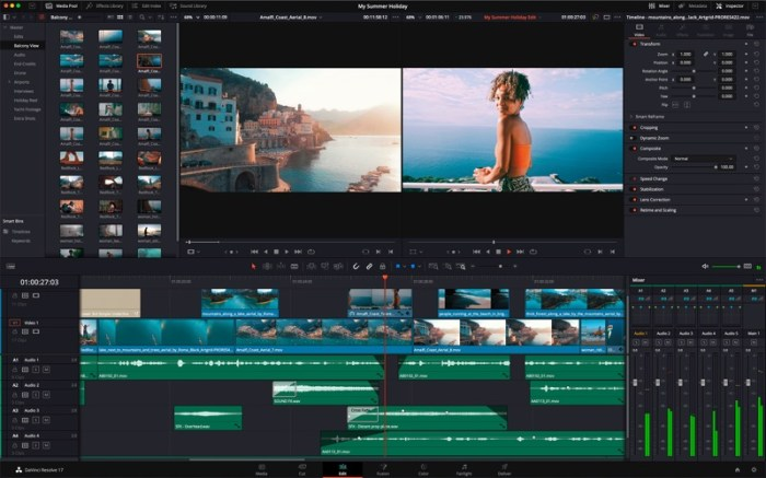 DaVinci Resolve Studio Screenshot 02 nqfj02y