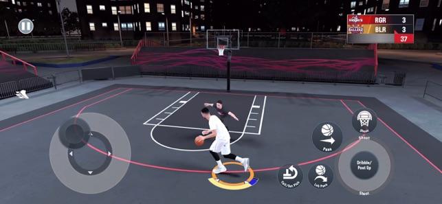 NBA 2K21 Arcade Edition Screenshot