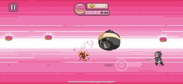Ninja Chowdown Screenshot