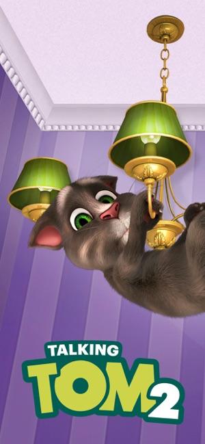 Talking Tom Cat 2 Screenshot