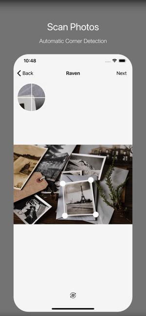 Raven: Photo Scan & Colorize Screenshot