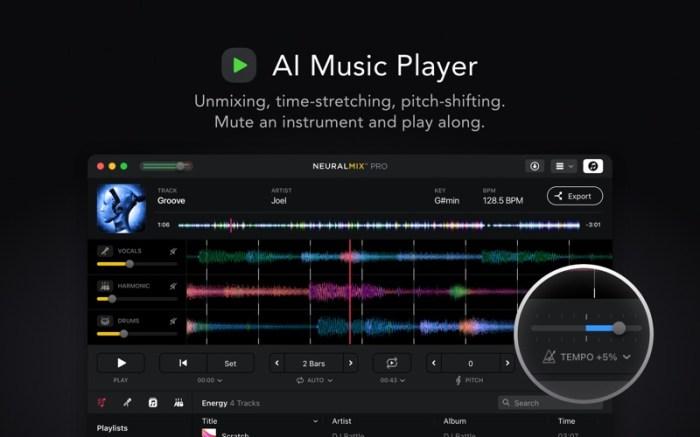 Neural Mix Pro Screenshot 04 1356obn