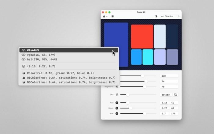 Color UI Screenshot 03 cf188mn