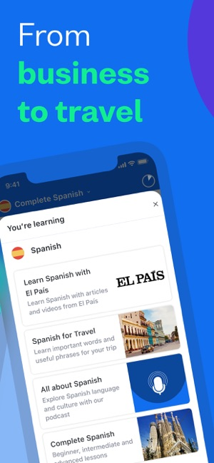 ‎Busuu: Language Learning App Screenshot