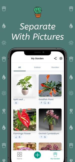 Plantiary: Plant Care Tracker Screenshot
