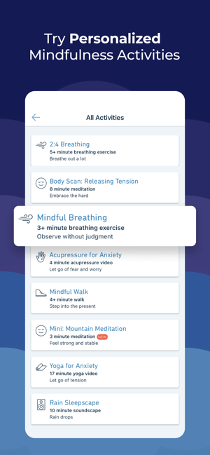 MyLife Meditation: Mindfulness Screenshot