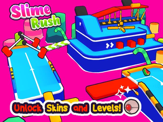 Super Slime Rush Screenshot