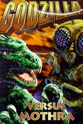 Godzilla vs. Mothra - Takao Okawara