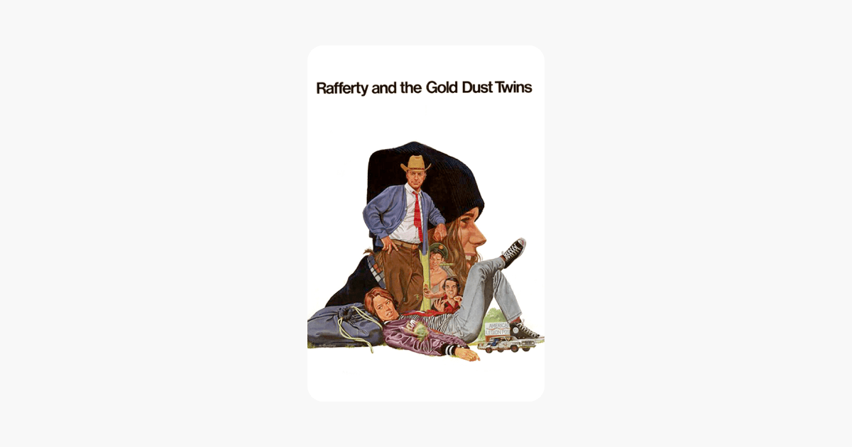 ‎Rafferty and the Gold Dust Twins on iTunes
