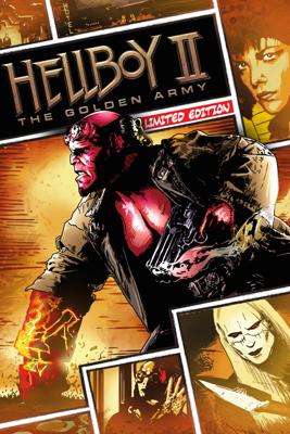 Hellboy II: The Golden Army - Guillermo del Toro