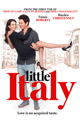 Little Italy - Donald Petrie