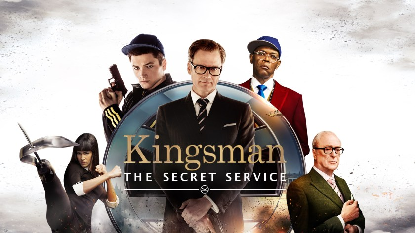 kingsman the secret service (2014) poster
