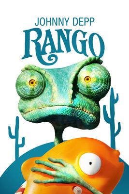 Rango (2011) - Gore Verbinski