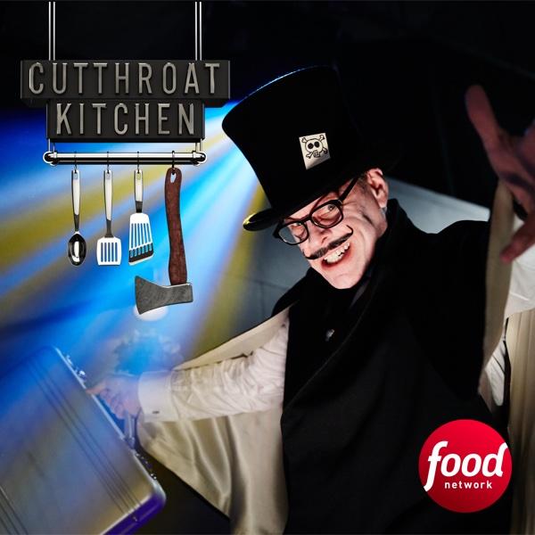 Watch Cutthroat Kitchen Episodes on Food Network  Season
