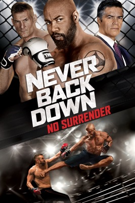 Never Back Down: No Surrender : never, down:, surrender, Never, Down:, Surrender, ITunes, Release