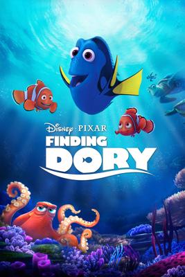 Finding Dory - Andrew Stanton & Angus MacLane