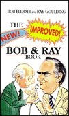 Bob Elliott and Ray Goulding - The New! Improved! Bob and Ray Book  artwork