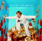 Elton John - One Night Only: The Greatest Hits (Live)  artwork