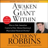 Anthony Robbins - Awaken the Giant Within  artwork