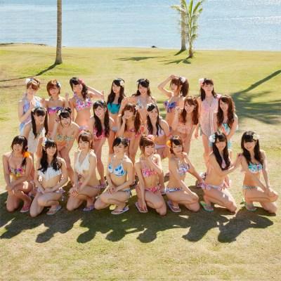 NMB48 - イビサガール - Single