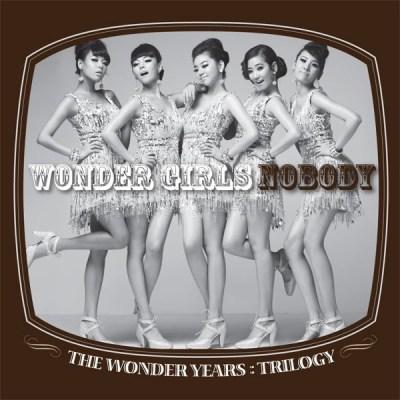 奇蹟女孩 - The Wonder Years - Trilogy (Korean Version)