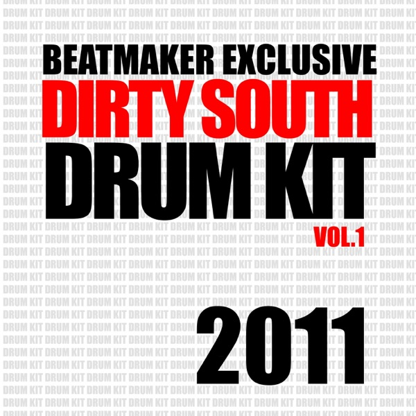 Heavy Kick (Drum Kit, Dirty South, Hip Hop, Kick, Bass, Snare ...