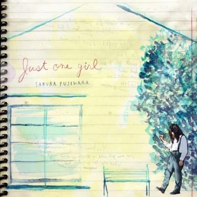 藤原さくら - Just one girl - Single