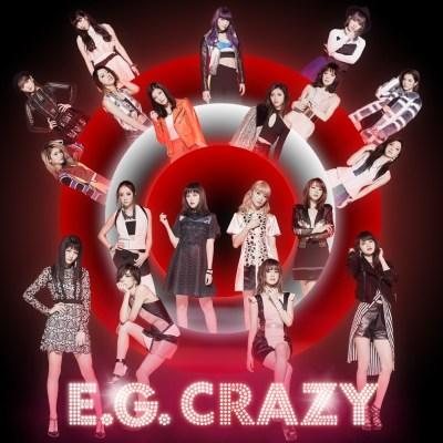 E-girls - E.G. CRAZY