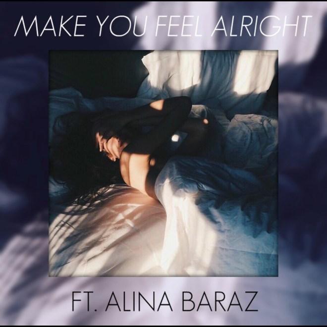 Everett Champion - Make You Feel Alright (feat. Alina Baraz) - Single