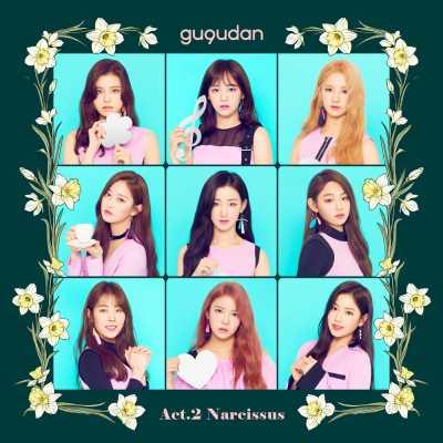 gugudan - Act.2 Narcissus - EP