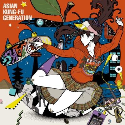 ASIAN KUNG-FU GENERATION - 荒野を歩け - Single
