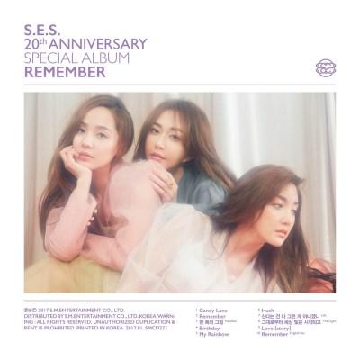 S.E.S. - Remember - S.E.S. 20th Anniversary Special Album