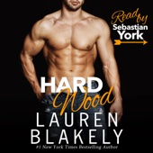 Lauren Blakely - Hard Wood (Unabridged)  artwork