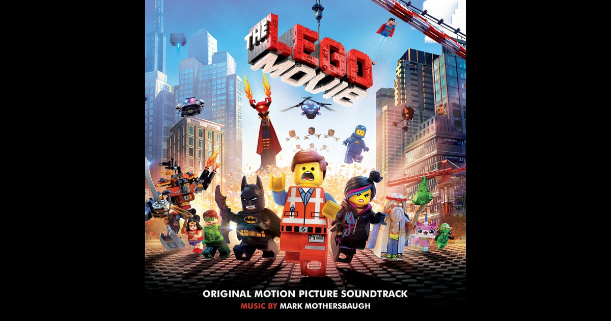 The Lego® Movie (original Motion Picture Soundtrack) By