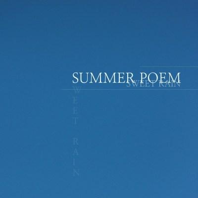 단비 - Summer Poem - Single