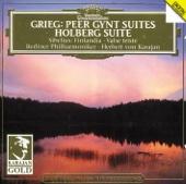 Berlin Philharmonic Orchestra - Grieg: Peer Gynt Suites and Holberg Suite & Sibelius: Valse Triste  artwork