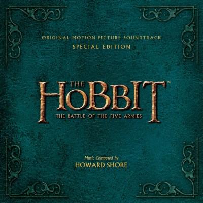 Howard Shore - The Hobbit: The Battle of the Five Armies (Original Motion Picture Soundtrack) [Special Edition]