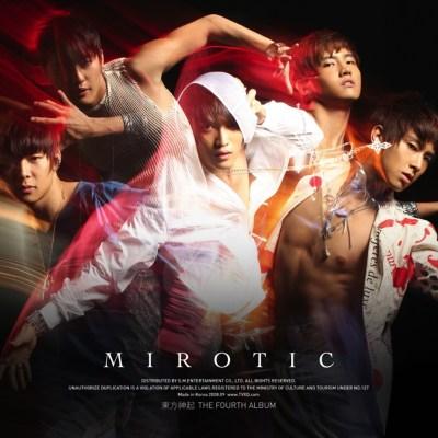 東方神起 - MIROTIC - The 4th Album