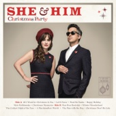 Christmas Party - She & Him Cover Art