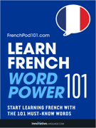 Learn French - Word Power 101 Download