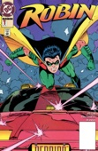Chuck Dixon & Tom Grummett - Robin #1  artwork