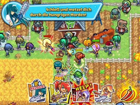 Guns'n'Glory Zombies Screenshot