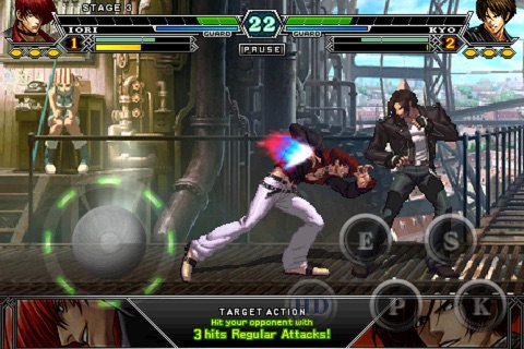 THE KING OF FIGHTERS-i 002 Screenshot