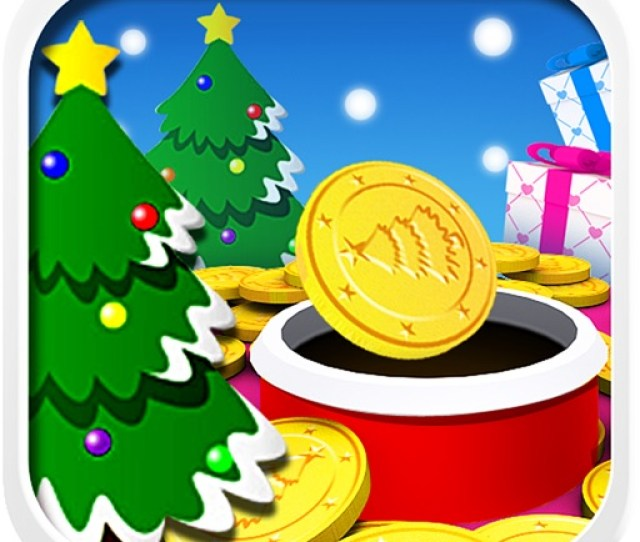 Coin Flick Christmas Ios App