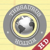 Thesaurus Editor HD
